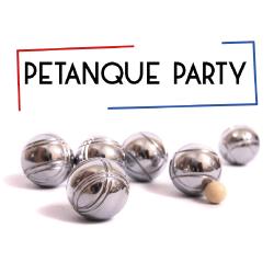 Pétanque Party !