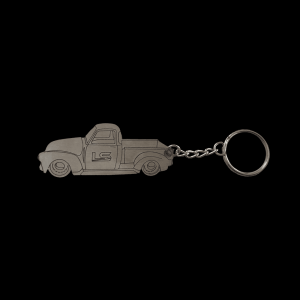 LS Fabrication Keychain