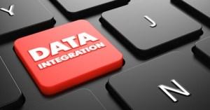 Data integration button