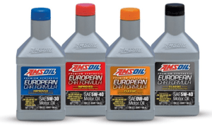 Synthetic European Car Motor Oil images