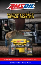 US Amsoil retail catalog