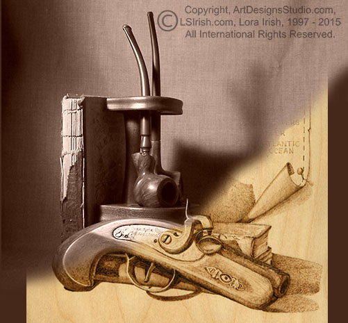 photography for pyrography