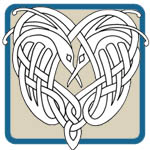Celtic knot pattern religious cross patterns by Lora S Irish