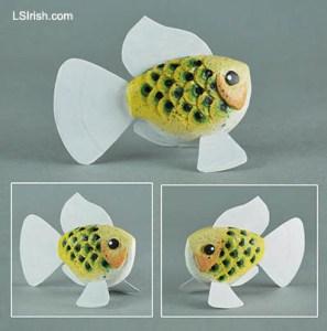 cat food fish decoy