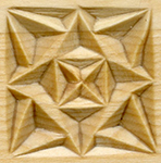 Chip Carving – Cutting Triangle and Square Chips