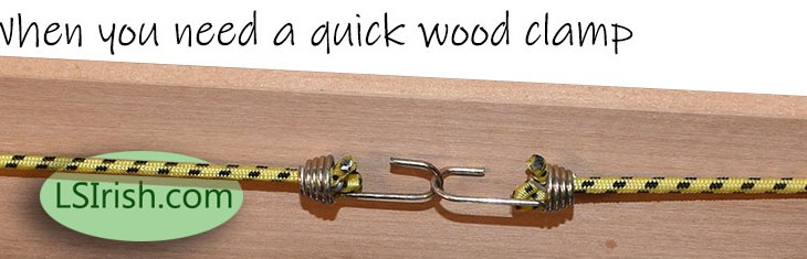 Quick Wood Carving & Pyrography Clamps