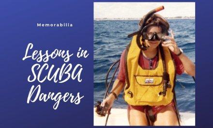 Lessons in SCUBA Dangers
