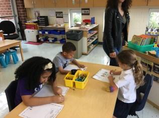 Kindergarten 2 writing