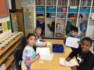Kindergarten HELP writing