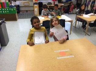 Kindergarten Writing 3