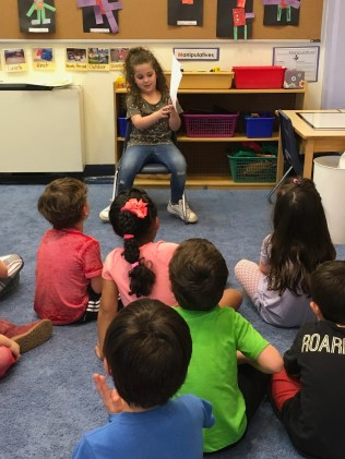 Preschool 4 Sharing story 2