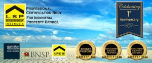 LSP Broker Properti Indonesia Celebrating 1st anniversary