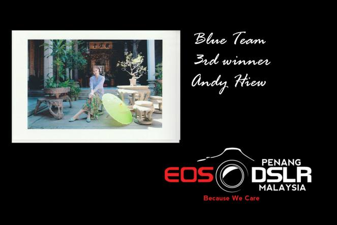 Third Blue Team