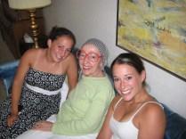 Ari, Grandma Dot, Nadine