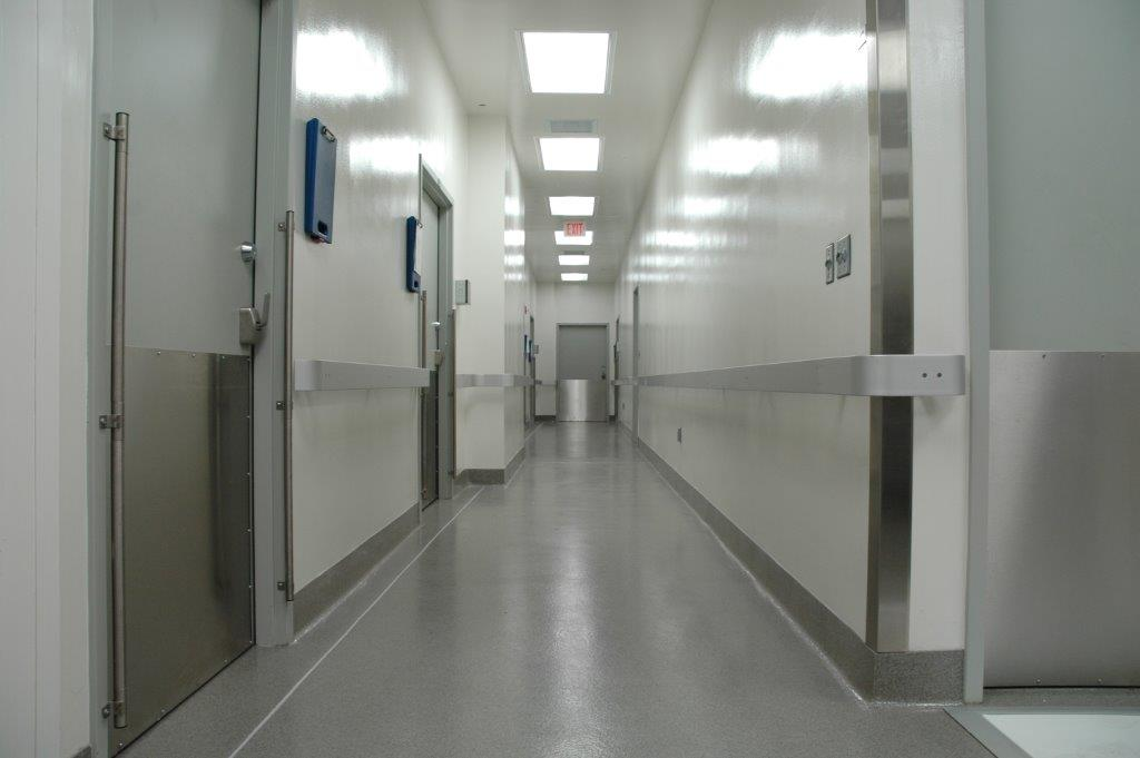SeamTek Epoxy Flooring  LifeScience Inc