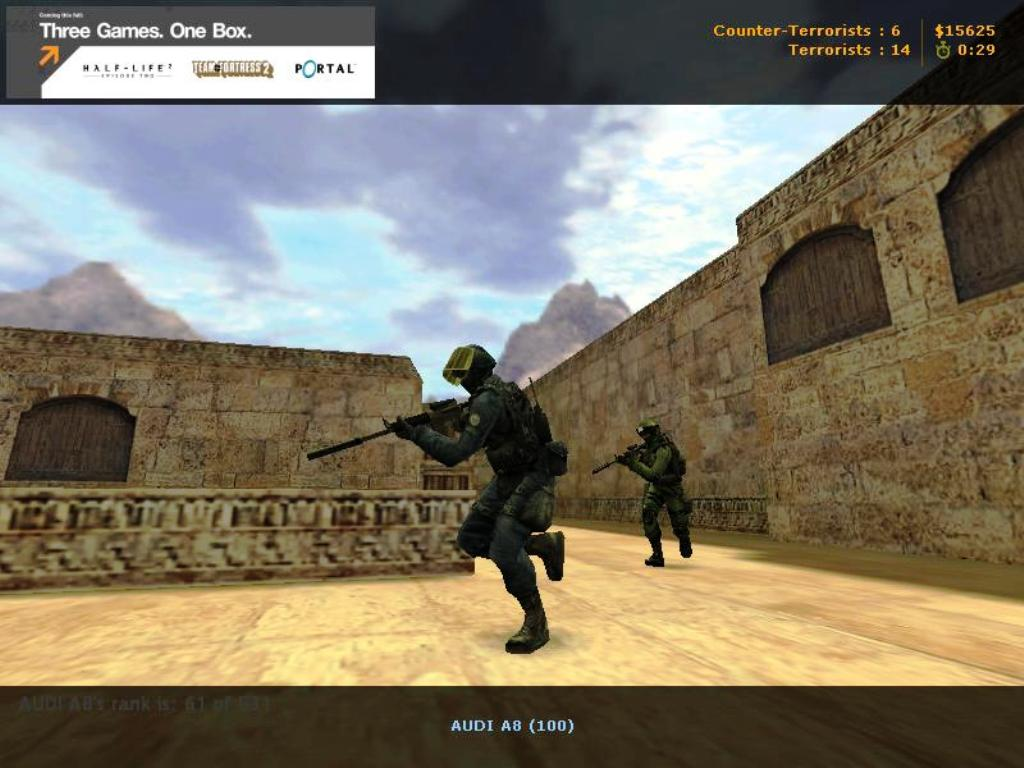 Counter Strike 1.6 – Bestial
