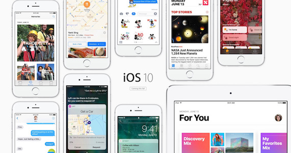 Apple introduces iOS 10: revolution were waiting!