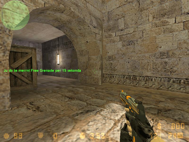 LS Grenade Free