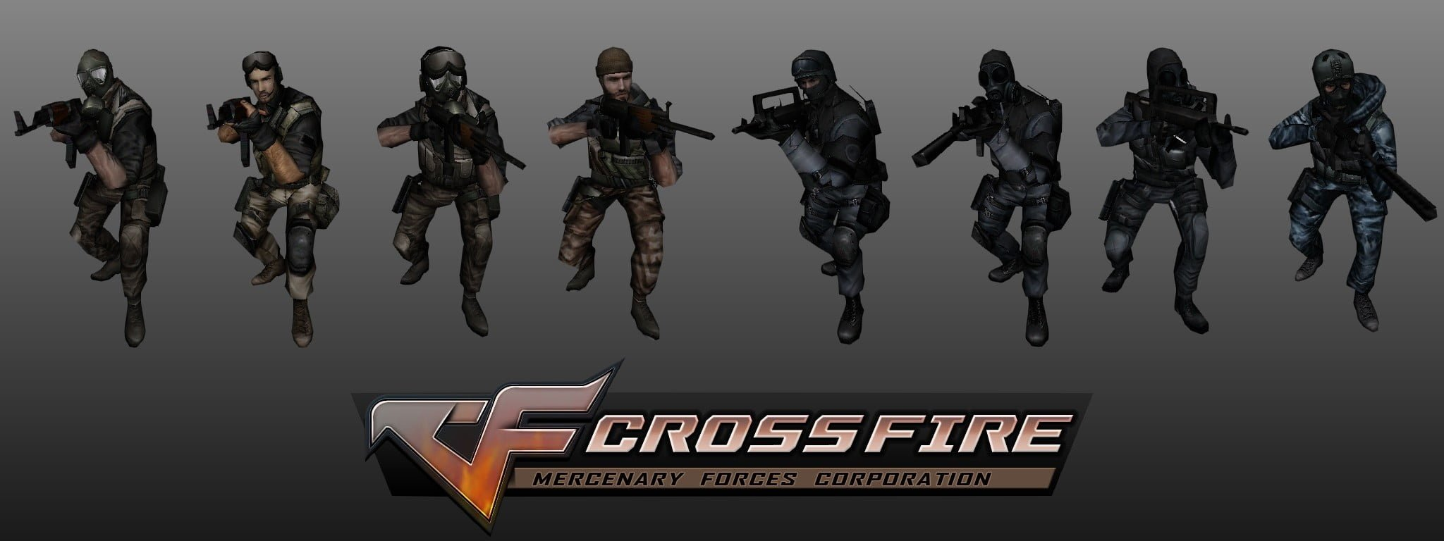 Crosfire Models