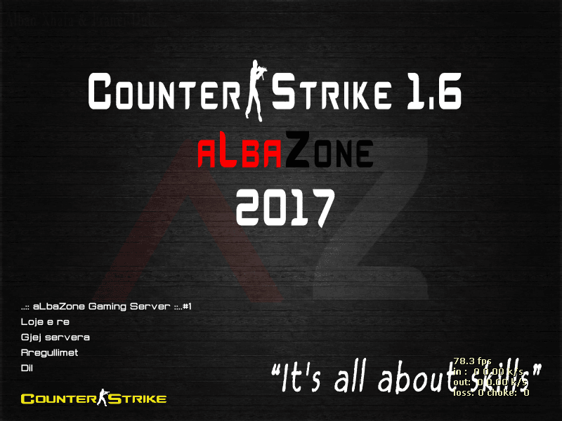 Counter Strike 1.6 – Alba Zone 2017