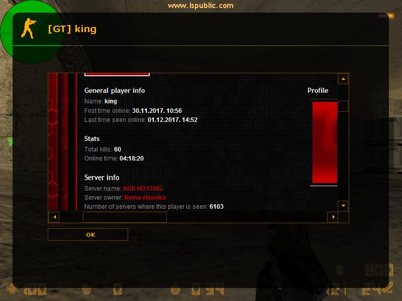 Oret Gametracker.rs