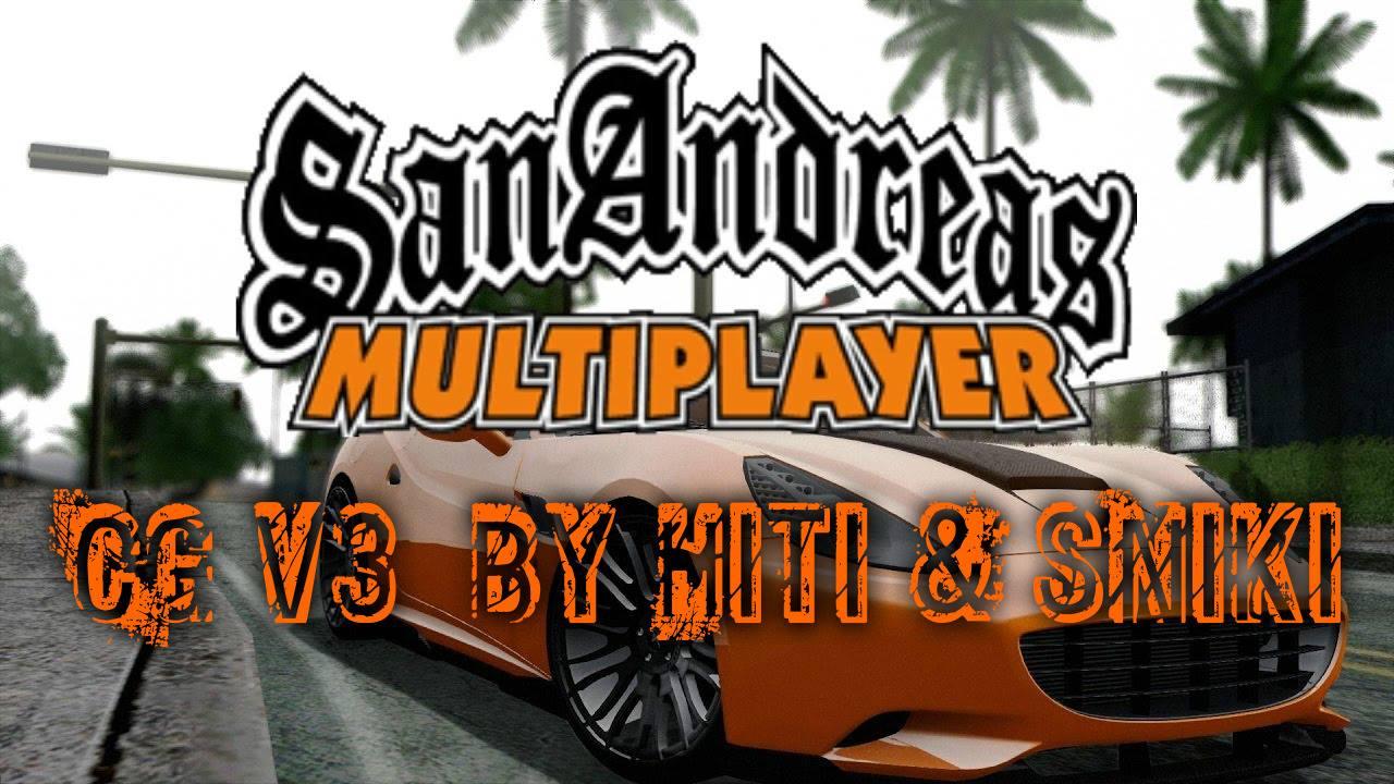 GTA San Andreas CG V3