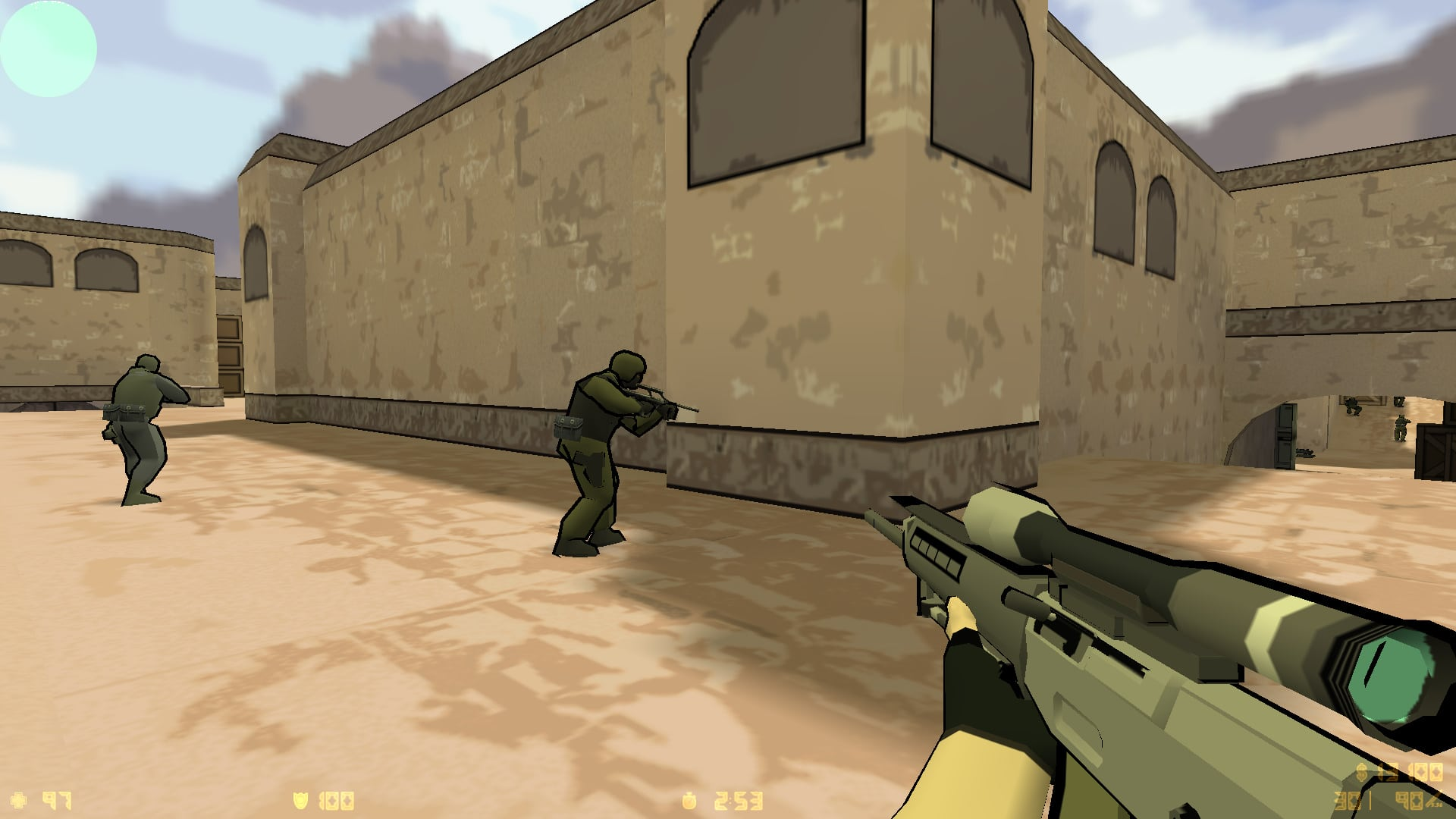 Counter Strike 1.6 – Cartoon