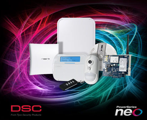 DSC NEO  LS Security  Residential and Commercial Alarms