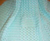 Free Crochet Patterns For Chevron Baby Blankets ~ Dancox for