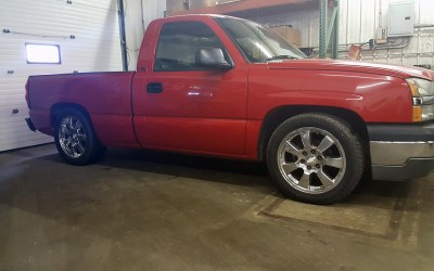 99-07 Chevy/GMC pickup