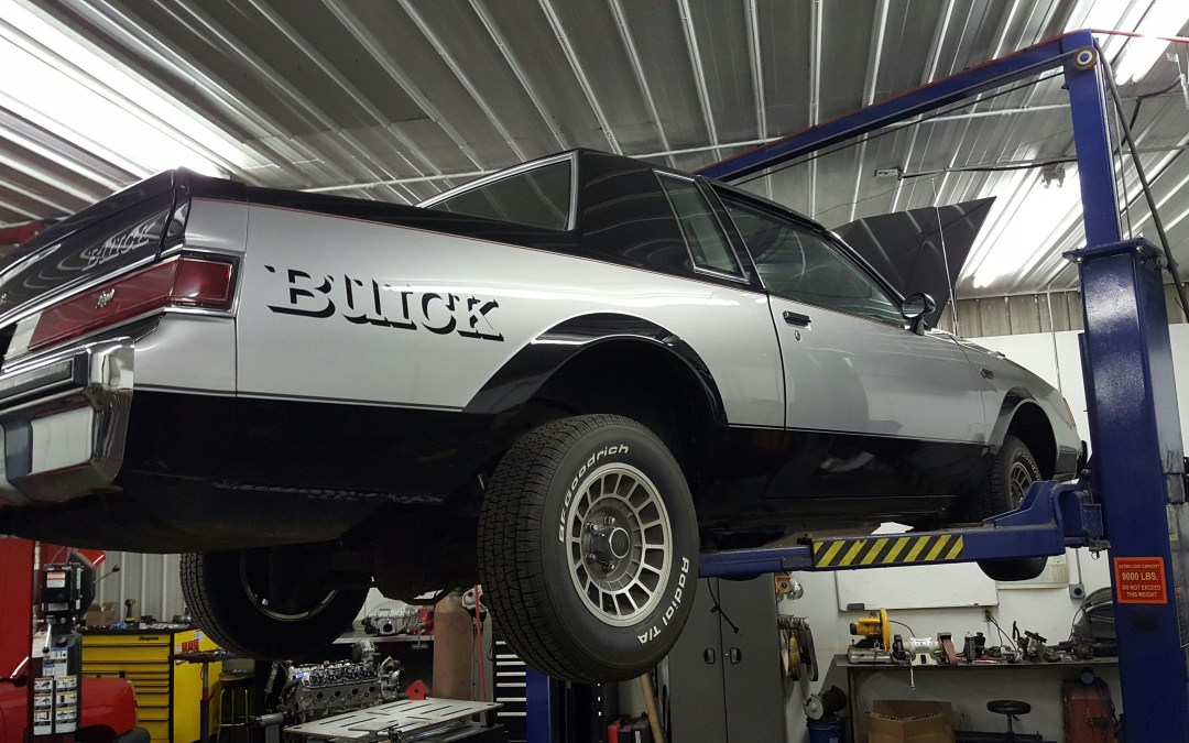 NEXTGEN PERFORMANCE BUILT LSX BUICK GRAND NATIONAL