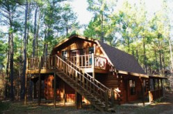 Retreat in the Pines, Mineola.