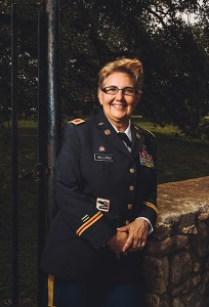 Colonel Cynthia Millonzi
