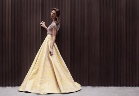 Sergio gown