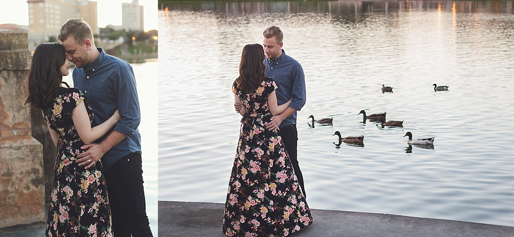 Tampa Lakeland Couples Photography
