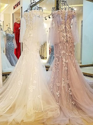 Sweetheart Mermaid Evening Dress 2018
