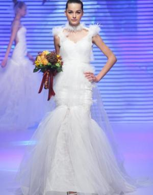 Gemini wedding dress