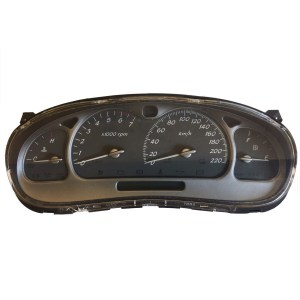 VX SS Police 9C1 Instrument Cluster