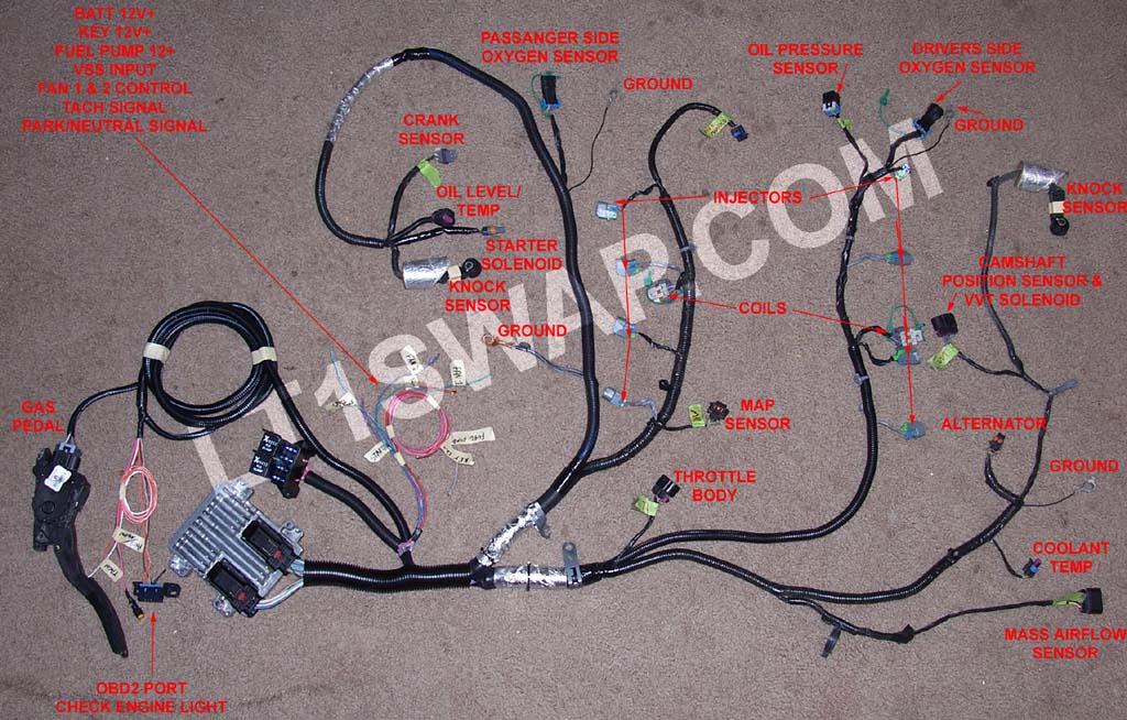 Dodge Rv Wiring 2010 To 2011 Camaro Ls3 L99 6 2l Information