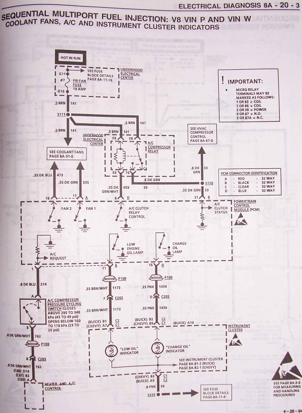 medium resolution of 96 lt1 wire harness diagram get free image about wiring impala ss 1995 cadillac fleetwood