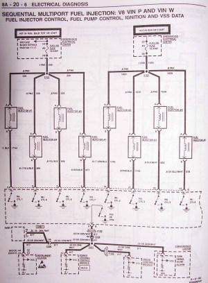 1995 Impala Ss Fuel Pump Wiring Diagram | Wiring Library