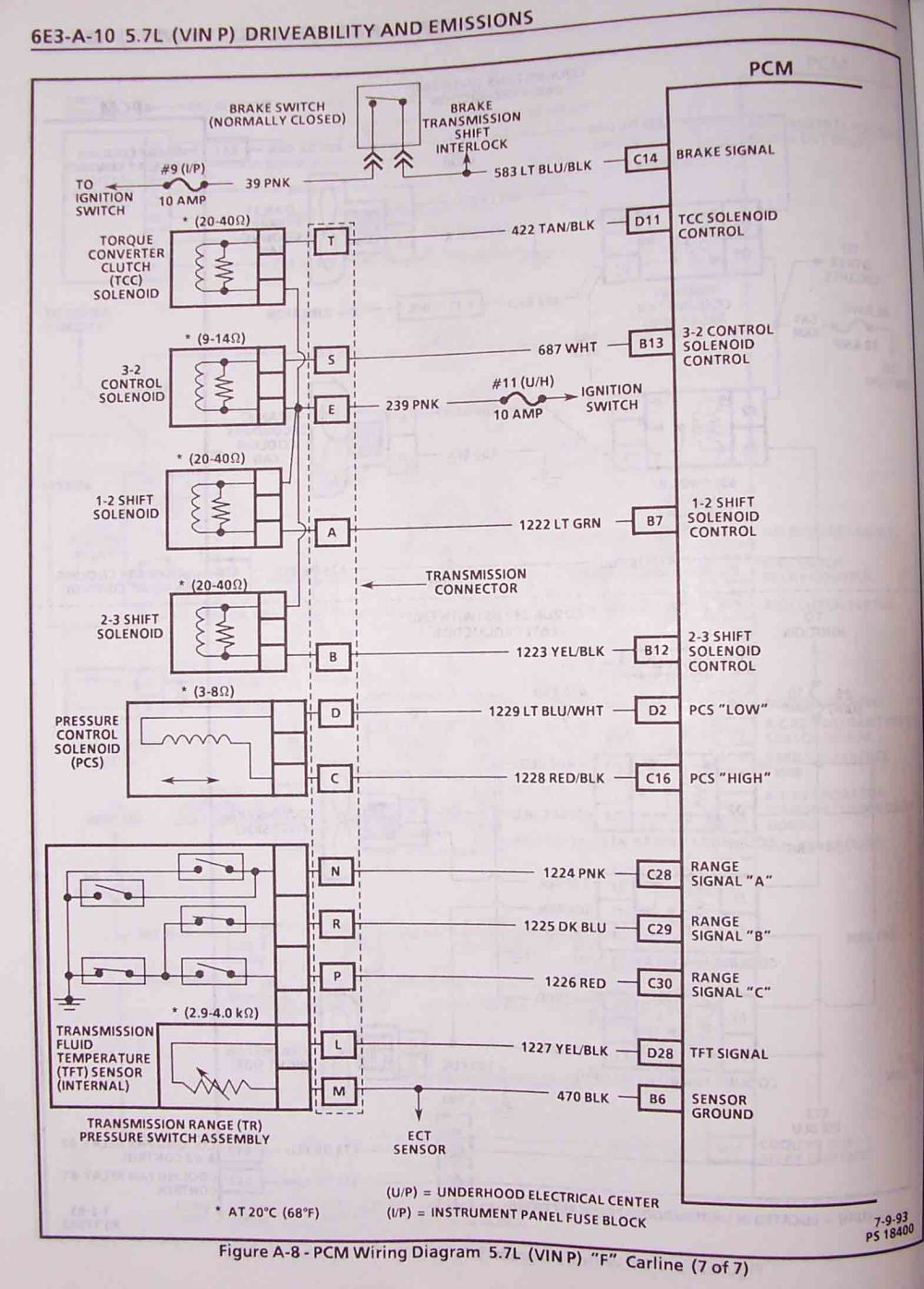 medium resolution of 1995 f body wire harness schematics pontiac firebird accessories 94 pontiac firebird wiring diagram