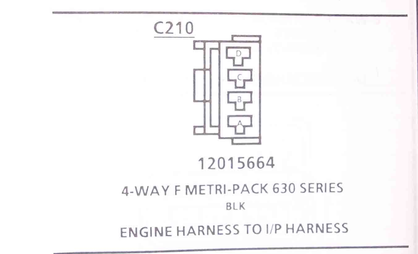 1995 Lt1 Wiring Harness Labeled