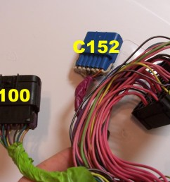 vortec 4 8 5 3 6 0 wiring harness info rh lt1swap com guitar wiring harness engine wiring harness [ 1024 x 768 Pixel ]