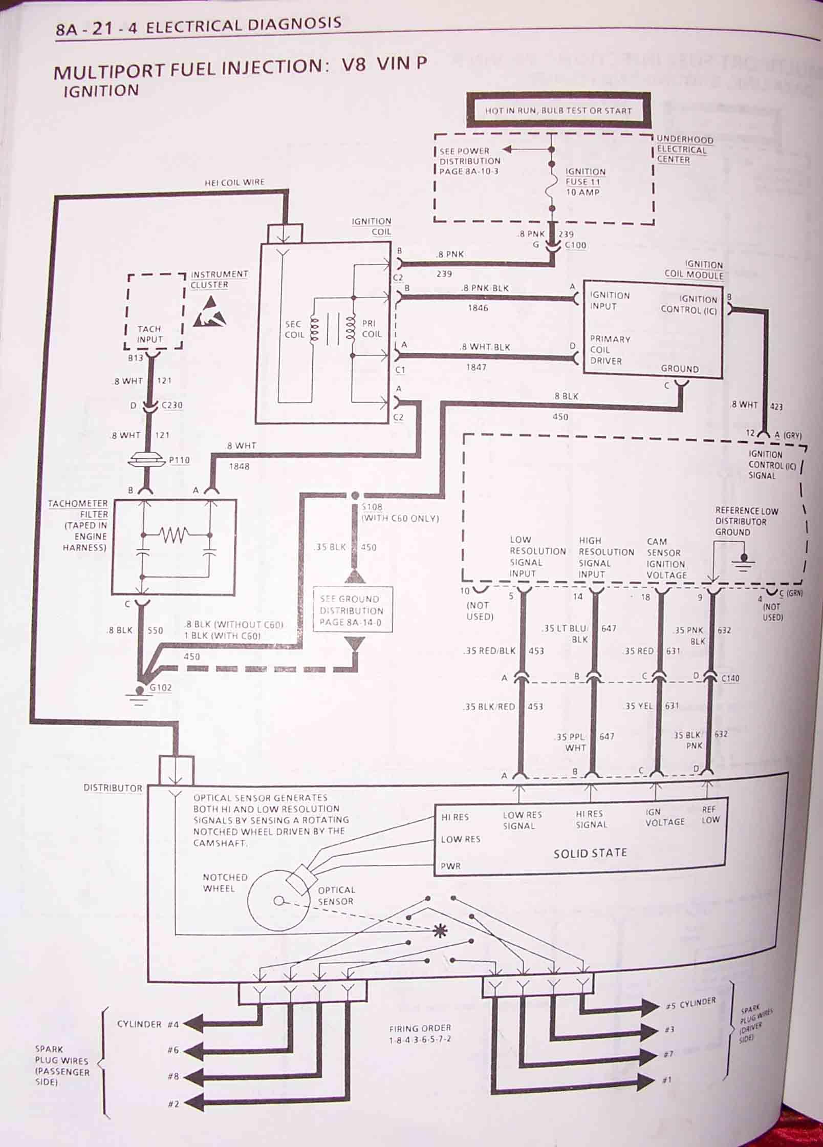 93 lt1 wiring diagram
