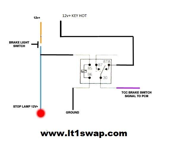 1999 s 10 1995 lt1 swap wiring