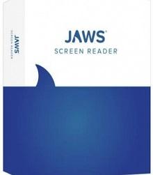 אריזת תוכנת קורא מסך JAWS