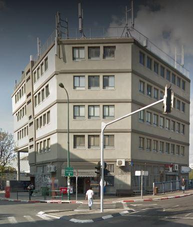 בניין משרדים של חברת לטס טוק