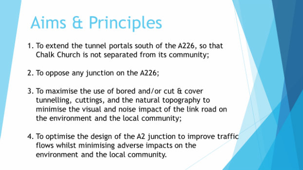LTCA Aims and Principles slide