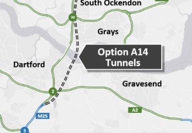 Optin A14 tunnels